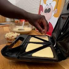 was der sandwichmaker alles kann