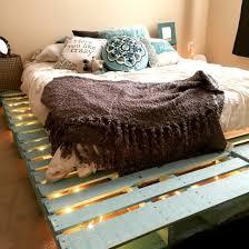 schnell und einfach ein palettenbett bauen in 5 schritten