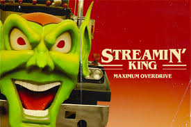 100 Trucks Stephen King Streamin Maximum Overdrive S CocaineFueled