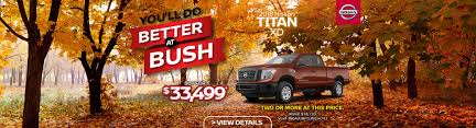 Bush Auto Group | New INFINITI, Nissan Dealership In , PA Buy Or Lease New 2019 Volkswagen Jacksonville Fl Vin1vwla7a38kc005280 Refrigerated Vans Nationwide At Delivery Trucks For Sale Ford Cutaway Fedex Ryder Truck Company Strikes Deal With California Startup To Build Rydersysteminc Twitter Bushtrucks Competitors Revenue And Employees Owler Profile Bush Specialty Vehicles 2014 Kenworth T800 Daycab Search Make Bulldog Sales Home Facebook F59 Gas Stepvan