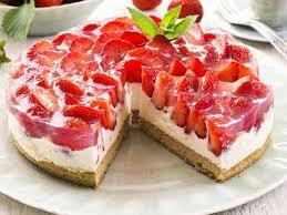 dessert aux fraises photo de recette gâteau fraises chocolat blanc marmiton