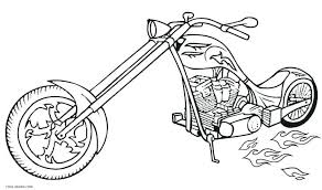 Hot Wheels Coloring Pages Printable For Kids Cars Trucks