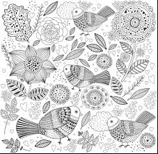 Remarkable Adult Zen Coloring Pages Anti Stress With Therapeutic And Printable
