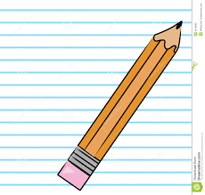Lined Paper Clipart
