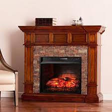 Southern Enterprises Redden Corner Electric Fireplace Tv by Electric Fireplaces Hsn