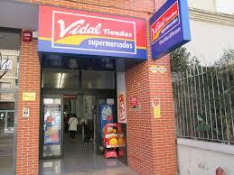 vidal tiendas supermercados Ayuntamiento de Xirivella Directorio