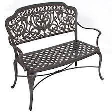 Christy Sports Patio Furniture Boulder by Hanamint Tuscany Bench Patio Christysports Com