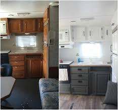 Rv Makeover Redo Lovely Camper Remodel Ideas 54