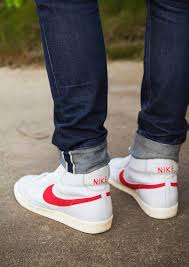Classic Nike Blazer High Tops