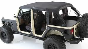 Smittybilt Mesh Jeep Top Jeep Tops Jeep Soft Tops