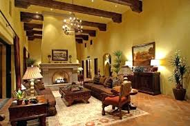 Tuscan Style Homes Interior Stairs Decor Rustic Decorating
