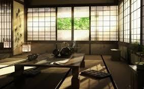 japanische deko tatami wohnzimmer esszimmer gestaltung