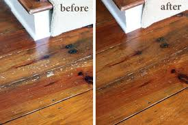 Bona Polish For Laminate Floors by How To Refinish Wood Floors Without Sanding Pretty Handy
