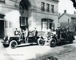 Morgantown Fire Department Members, Trucks, And Mascot - West ...