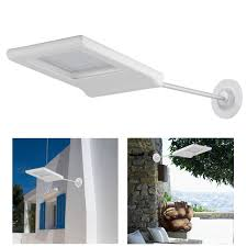 light collection solar powered outdoor wall mounted lights