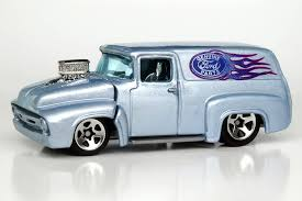 100 56 Ford Truck Hot Wheels Hobbys Hot Wheels