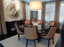 fancy dining tables marvelous fancy round dining table all white