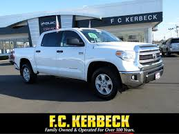 100 Bentley Truck 2014 Used Toyota Tundra 4WD SR5 For Sale 32990