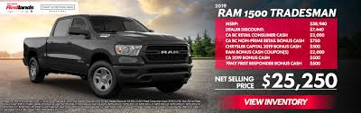 100 Budget Truck Coupon Chrysler Dodge Jeep RAM Dealership Redlands CA Used
