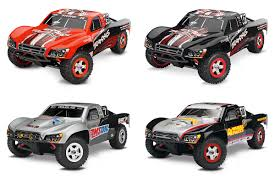Traxxas Slash 1/16-Scale Pro 4WD Short Course Racing Truck With TQ ...
