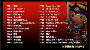 Theatrhythm Final Fantasy Curtain Call Dlc by Theatrhythm Final Fantasy All Star Carnival Trailer And Release
