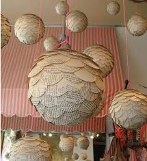 Newspaper Decoration Ideas Art And Craft Projects
