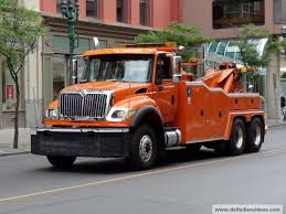 International 7660 Tow Truck. Who Are You Going To Call When You ...