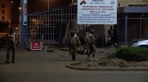 انتهاء هجوم متشددين على مطعم في بوركينا فاسو reuters