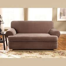 Sure Fit Scroll T Cushion Sofa Slipcover by Sofas Awesome What Is T Cushion Sofa With Two Piece Slipcover