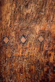 Dark Vintage Wood Texture Vinyl Wall Mural