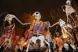 Greenwich Village Halloween Parade Street Closures by Village Halloween Parade Returns With Thrills And Frights