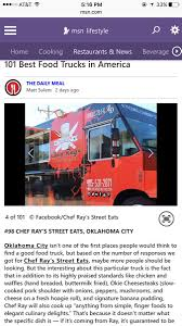 Chef Rays St. Eats (@RayssteatsOkc) | Twitter Entre To Black Paris New Soul Food The Truck Trucks At Circuit Of Americas Best Food Trucks Try This Is It Bbq June 2015 Press Release Prestige 10 Best Right Now Houstonia 1600 Custom 101 In America For 2013 Pinterest Emerson Fry Bread Home Phoenix Arizona Menu Prices Houston Ranks 6 On Cities List Abc13com In Sale For Good Cause Price On Commercial Best Food Trucks 12 Cities Youtube