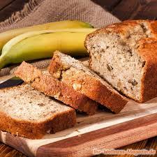 saftiger low carb bananen nusskuchen einfaches rezept ohne