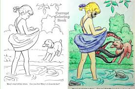 Coloring Book Funny