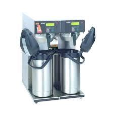 Cobalt Blue Coffee Maker Axiom Twin Brewer