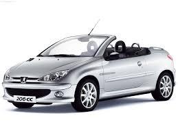 Peugeot 206 CC 2003 pictures information & specs