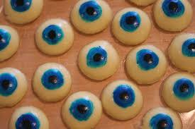 Halloween Eyeball Jello Molds by Eerie Eyeball Snacks For Halloween Chica And Jo