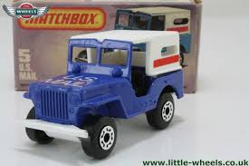 Jeep US Mail Truck - 5g