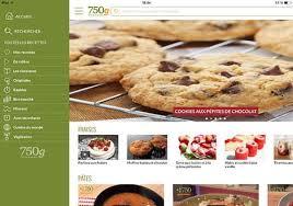 750g com recette cuisine télécharger 750g ios app store
