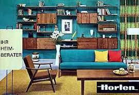 möbel der 60er jahre 50er jahre möbel wohnzimmer