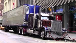 100 Optimus Prime Truck Model Transformers Truck In NYC YouTube