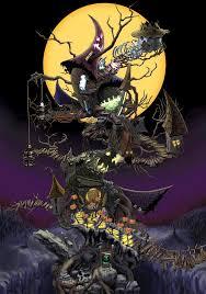 Halloween Town Keyblade by Oogie U0027s Manor Kingdom Hearts Wiki Fandom Powered By Wikia