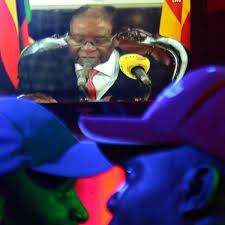 Robert Mugabe Ignores Calls For Immediate Resignation