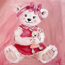 tableau chambre bébé fille tableau pour chambre fille visuel 3