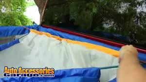 Napier Sportz Truck Tent Installation - YouTube