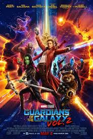Guardians Of The Galaxy Vol 2 Movie Poster 4 45