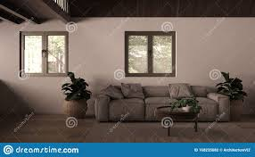 wohnzimmer mit landhaus salon mit holzdach mezzanine