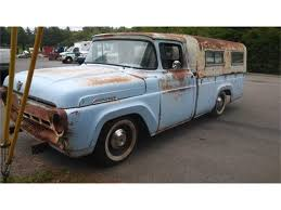 100 1957 Ford Truck F100 For Sale ClassicCarscom CC1120768
