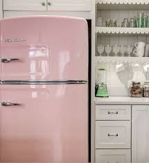 Retro And Modern Refrigerators RefrigeratorsRetro FridgeRetro KitchensDream