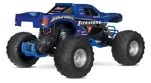 100 Bigfoot 5 Monster Truck Traxxas 110 RTR WTQ 2WD XL ESC